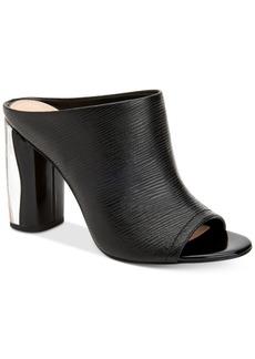 BCBGeneration Renee Metal-Heel Slides Women's Shoes