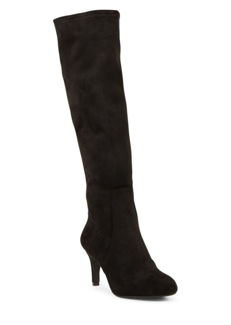 BCBG BCBGeneration Romeena Suede Over-The-Knee Boots | Shoes ...