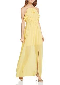 BCBGeneration Ruffle Maxi Dress