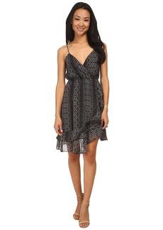 BCBGeneration Ruffle Skirt Dress