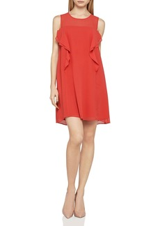 BCBGeneration Ruffled Tent Dress