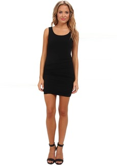 BCBGeneration Shirred Tank Dress