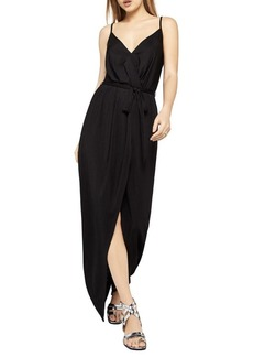 BCBGeneration Sleeveless Asymmetrical Maxi Dress