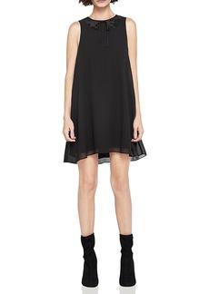 BCBGeneration Sleeveless Chiffon Dress