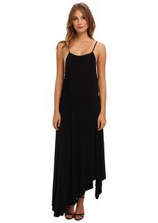 BCBGeneration Sleeveless Long Asym Cocktail Dress YDM60C35