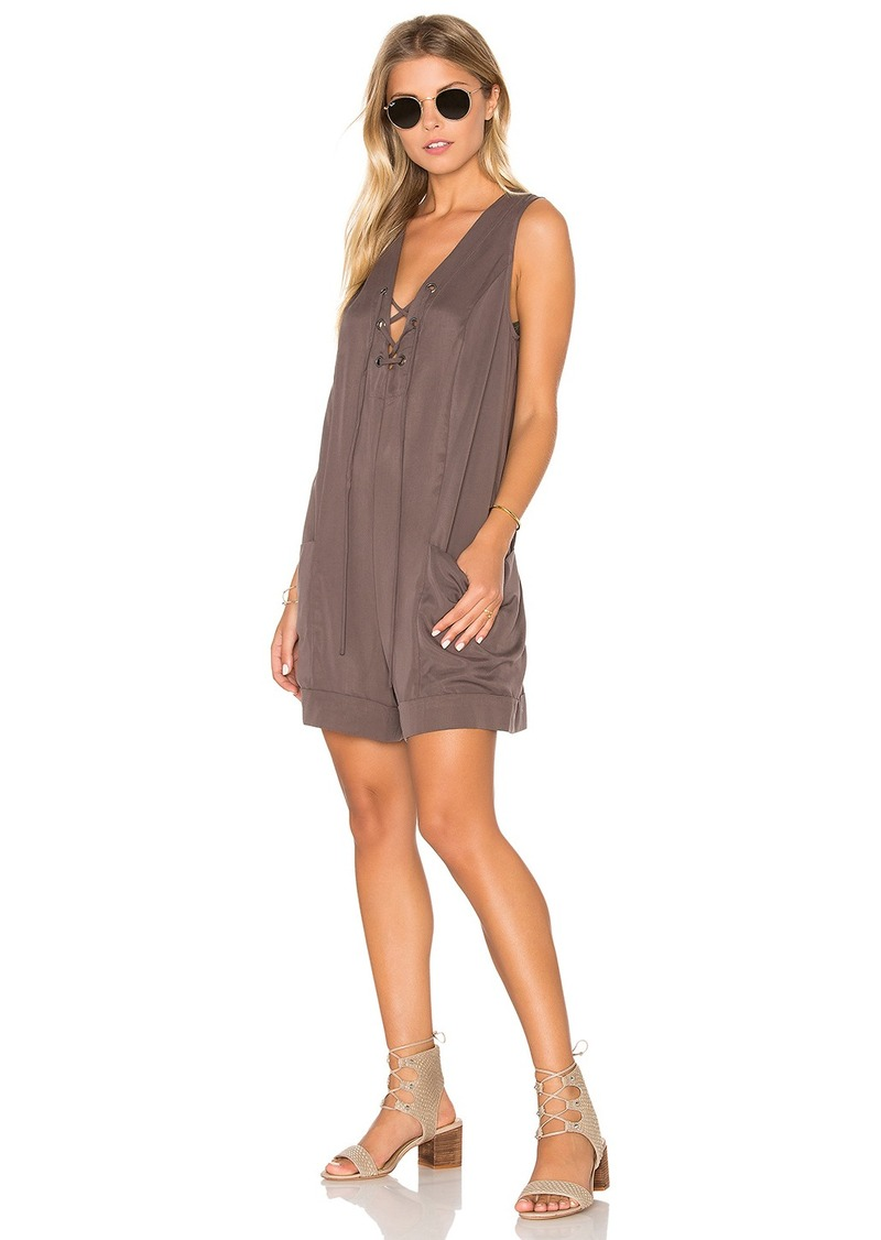 BCBGeneration Sleeveless Romper