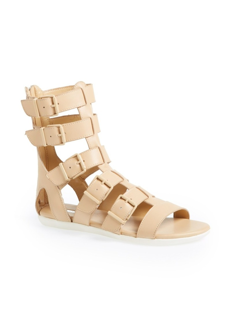 Bcbg Bcbgeneration Stanley Leather Gladiator Sandal Shoes