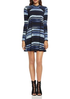 BCBGeneration Stripe A-line Dress