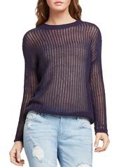 BCBGeneration Textured Knit Sweater
