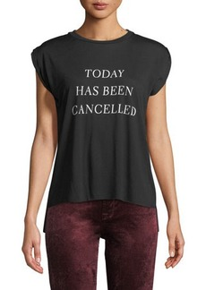 BCBGeneration Today Has Been Cancelled Tee