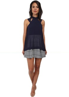 BCBGeneration Top Overlay Dress