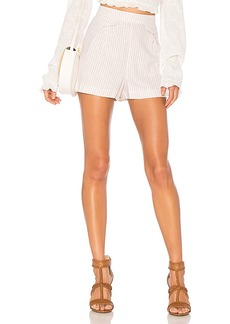 BCBGeneration Utility Short in Beige. - size L (also in M,S,XS)