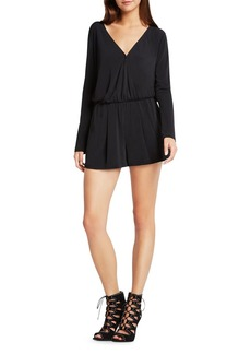 BCBGeneration V-Neck Romper