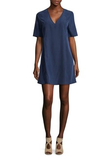 BCBGeneration V-Neck T-Shirt Dress