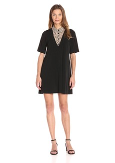 BCBGeneration Women's 2-Fer Shirt Dress