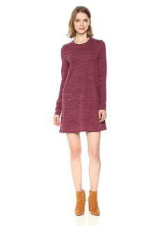 BCBGeneration Women's Long Sleeve a-Line Dress