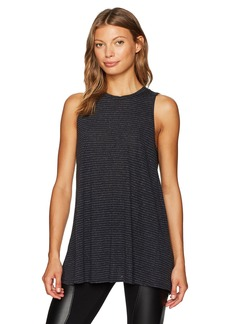 BCBGeneration Women's Back Slit Tank