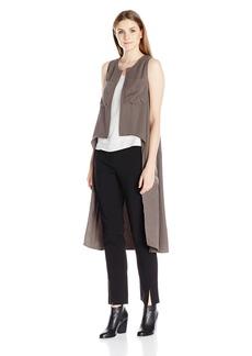 BCBGeneration Women's Cargo Pocket Vest