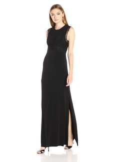 BCBGeneration Women's Column Evening Dress
