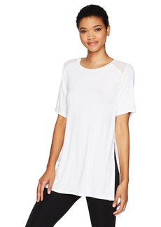 BCBGeneration Women's Contrast Tunic Top