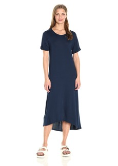 BCBGeneration Women's Cuffed Tee Shirt Dress