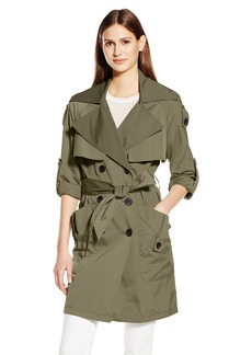 BCBGeneration Women's Double Breasted Trench