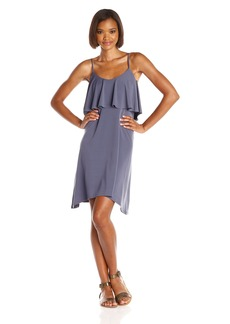 BCBGeneration Women's Double Layer Cami Dress
