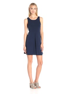 BCBGeneration Women's Double-Layer Dress