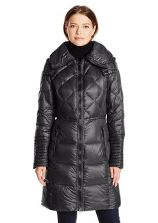BCBGeneration Women's Down Coat with Hood