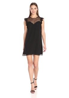 BCBGeneration Women's Dress With Ruffles  XXS