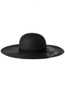 BCBGeneration Women's Exclamation Floppy Hat