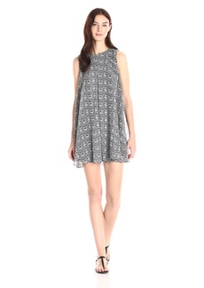 BCBGeneration Women's High NK Pleat Dress