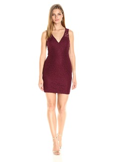 BCBGMAXAZRIA Women's Rih65j57 Dress   (US Size) (US Size)