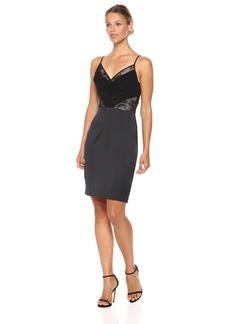BCBGeneration Women's Lace Slip Dress