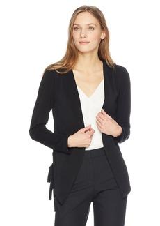 BCBGeneration Women's Lace up Tuxedo Jacket  M