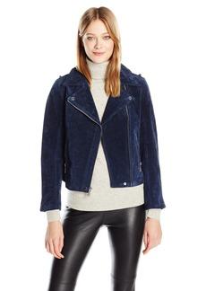 BCBGeneration Women's Leather Jacket  L