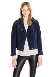 BCBGeneration Women's Leather Jacket  XS