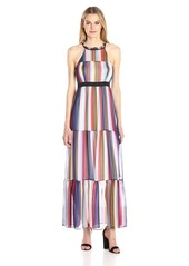 BCBGeneration Women's Long Halter Dress