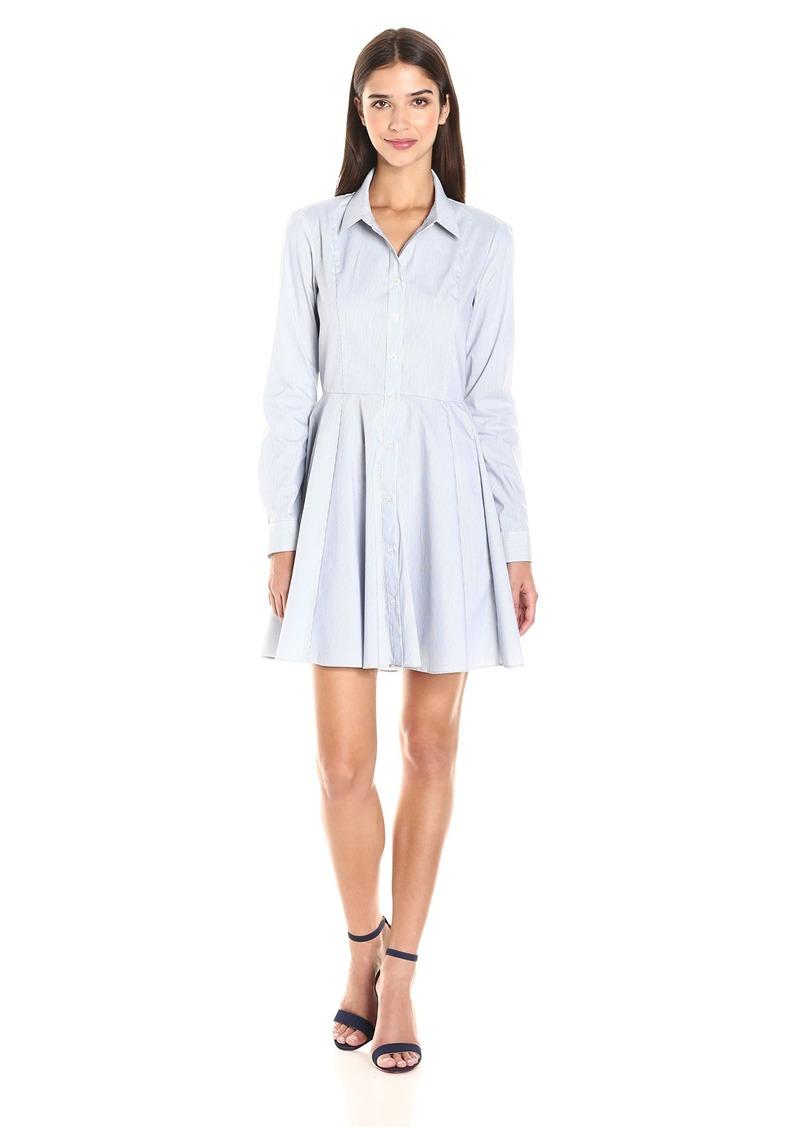 8e6e5b829d5c BCBG BCBGeneration Women s Long Sleeve Shirt Dress