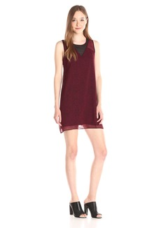 BCBGeneration Women's Loose Dress with Yokes