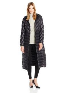 BCBGeneration Women's Maxi Down Coat  XL