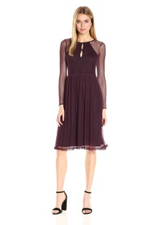 BCBGeneration Women's Midi Length Dress