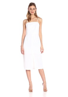 BCBGeneration Women's Midi Structured Dress