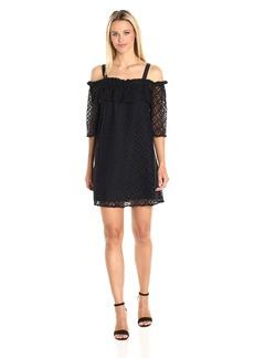 BCBGeneration Women's Off Shoulder Dress  M