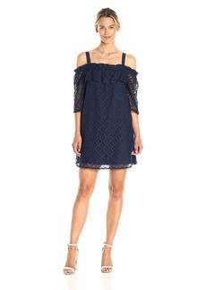 BCBGeneration Women's Off Shoulder Dress  XS