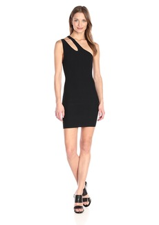 BCBGeneration Women's One-Shoulder Seamless Dress