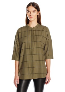BCBGeneration Women's Oversized Boxy Shirt
