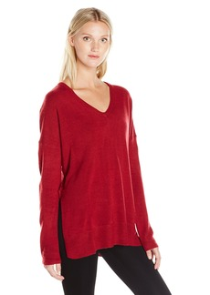 BCBGeneration Women's Oversized Vneck Tunic