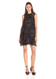 BCBGeneration Women's Pleated Dress