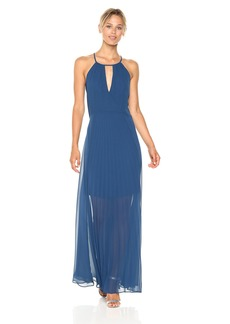 BCBGeneration Women's Pleated Maxi Dress